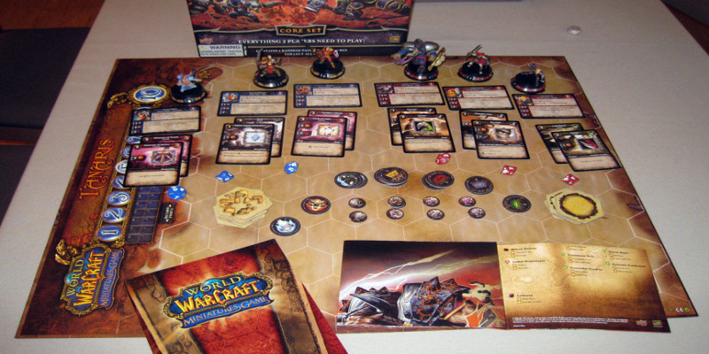 World of Warcraft: Miniature Game - An excellent Tactical Miniature Game Featured Image