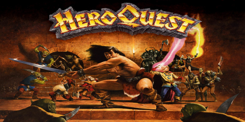 Why HeroQuest is Still Worth Playing Nowadays Featured Image